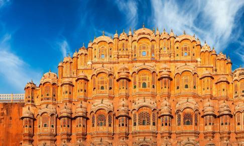 Hawa Mahal Palace of the Winds - Risskov Rejser