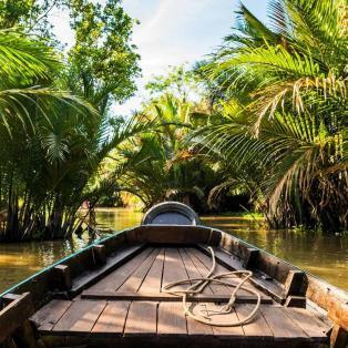 Mekon River - Vietnam - Risskov Rejser