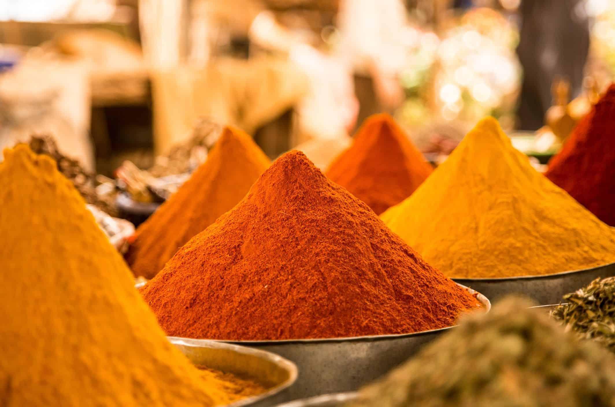 Indiens stærke krydderier - Risskov Rejser