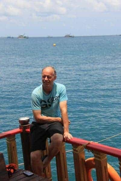 Morten Djørup - Koh Chang - Risskov Rejser