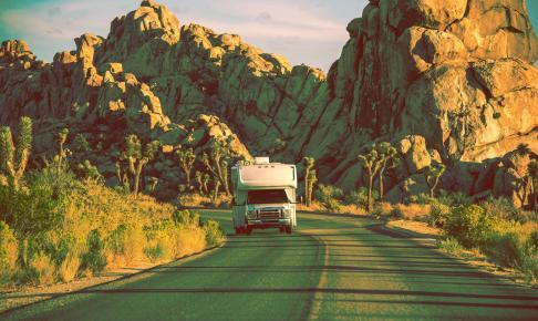 Autocamper, Californien, USA - Risskov Rejser