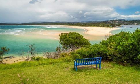 Merimbula Bay, New South Wales, Australien - Risskov Rejser