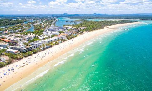 Sunshine Coast, Australien - Risskov Rejser