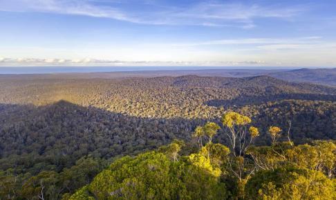 Nationalparken Croajingolong, Victoria, Australien - Risskov Rejser