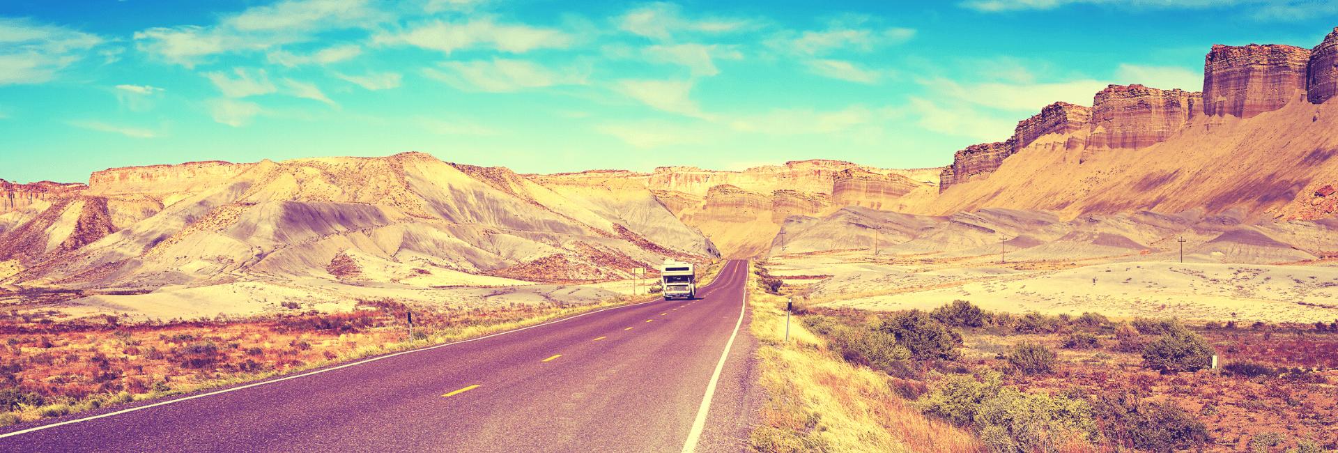 Danmarks bedste autocamper-ferier i USA med Risskov Rejser