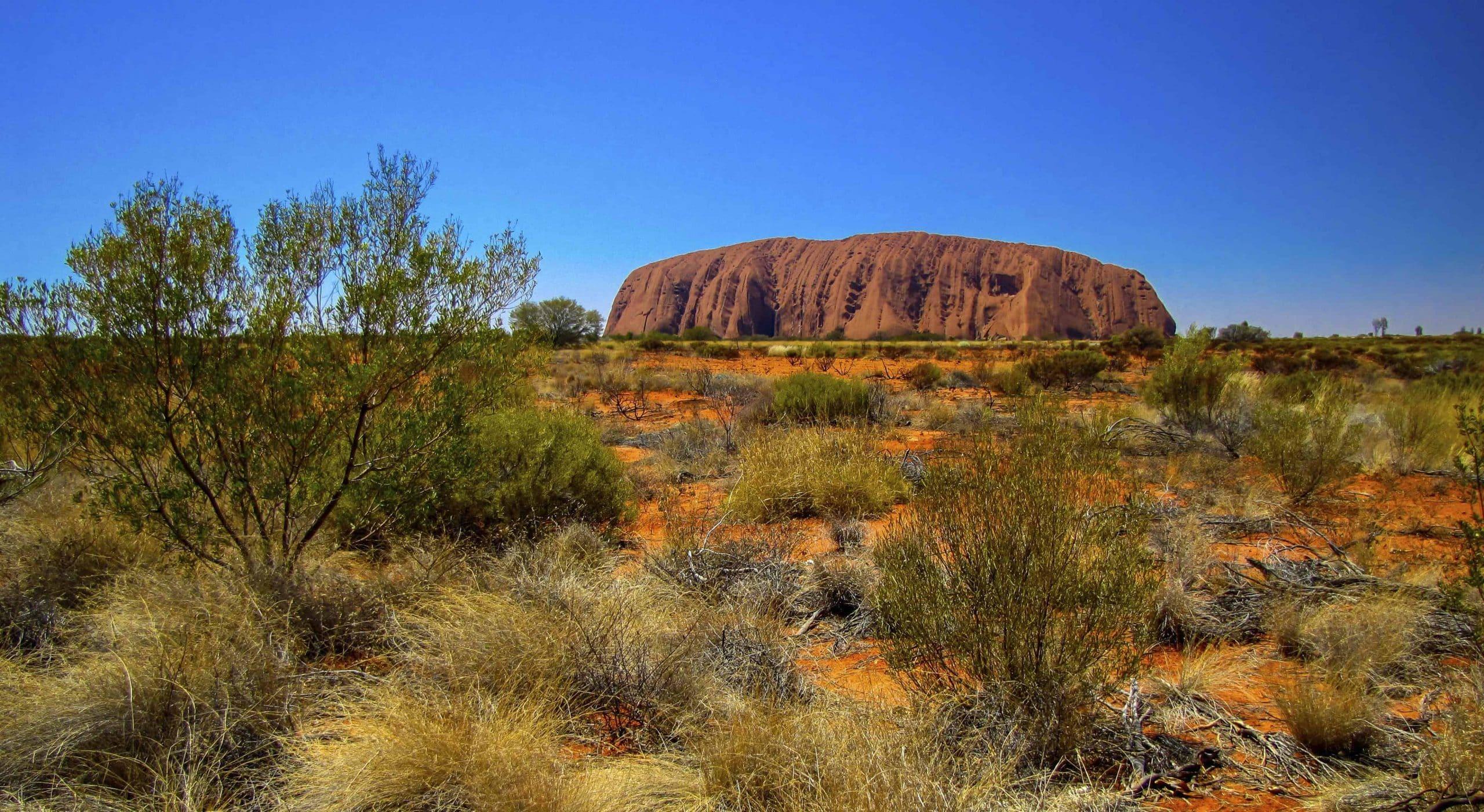 Ayers Rock, Australien - Risskov Rejser