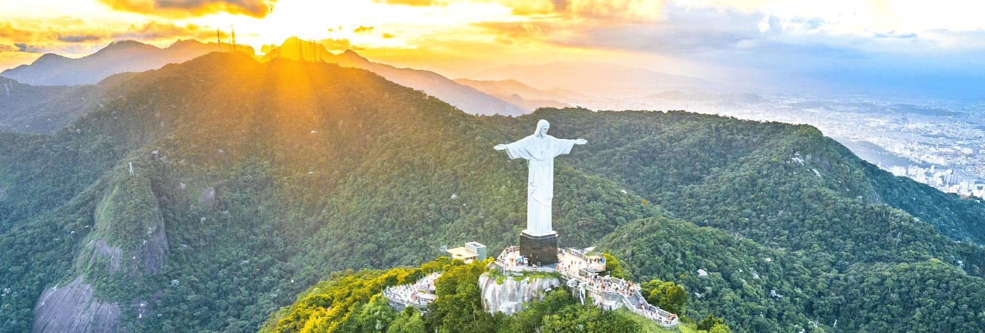 Oplev Brasilien med dansk rejseleder med Risskov Rejser
