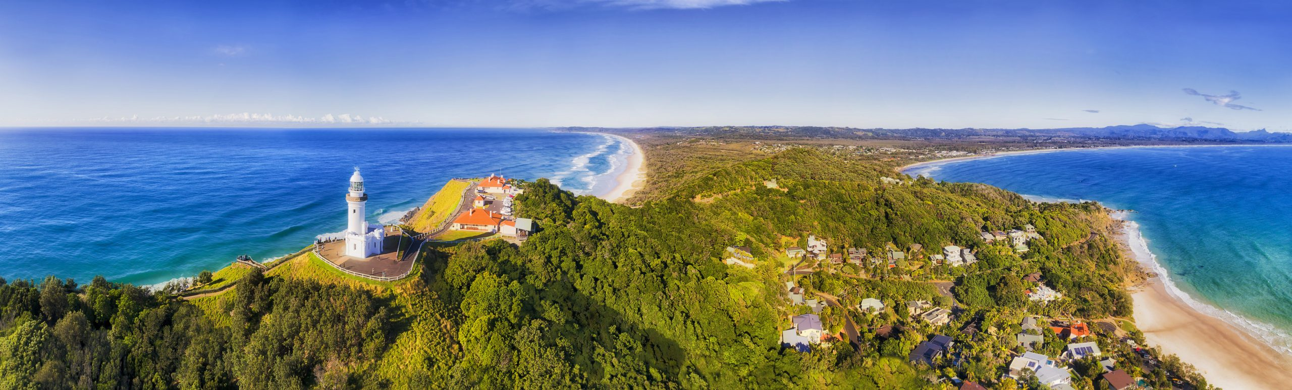 Byron Bay i Australien
