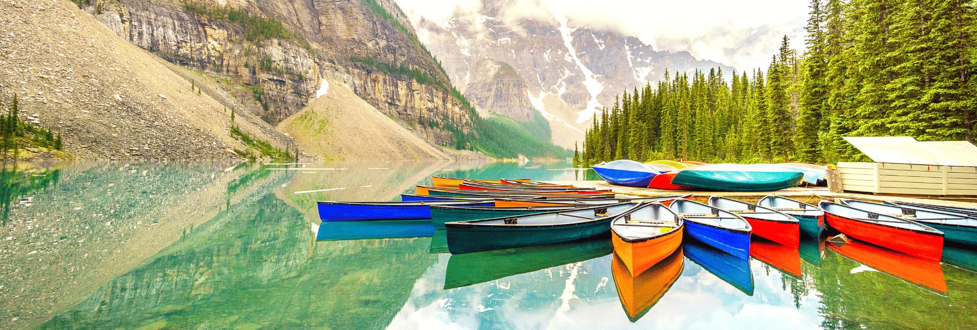 Oplev Canada sammen med Risskov Rejser
