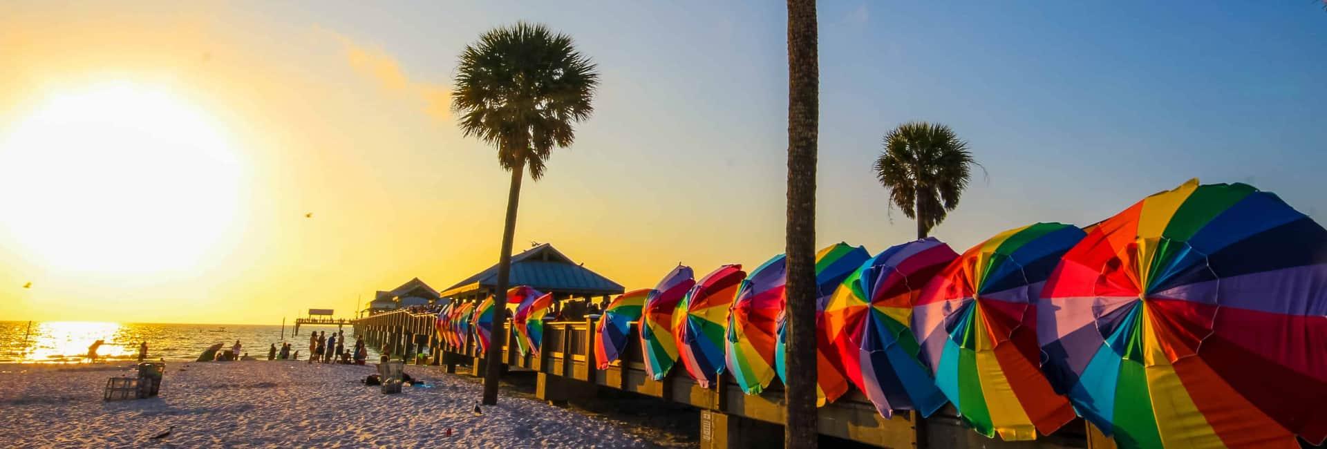 Farverige Florida