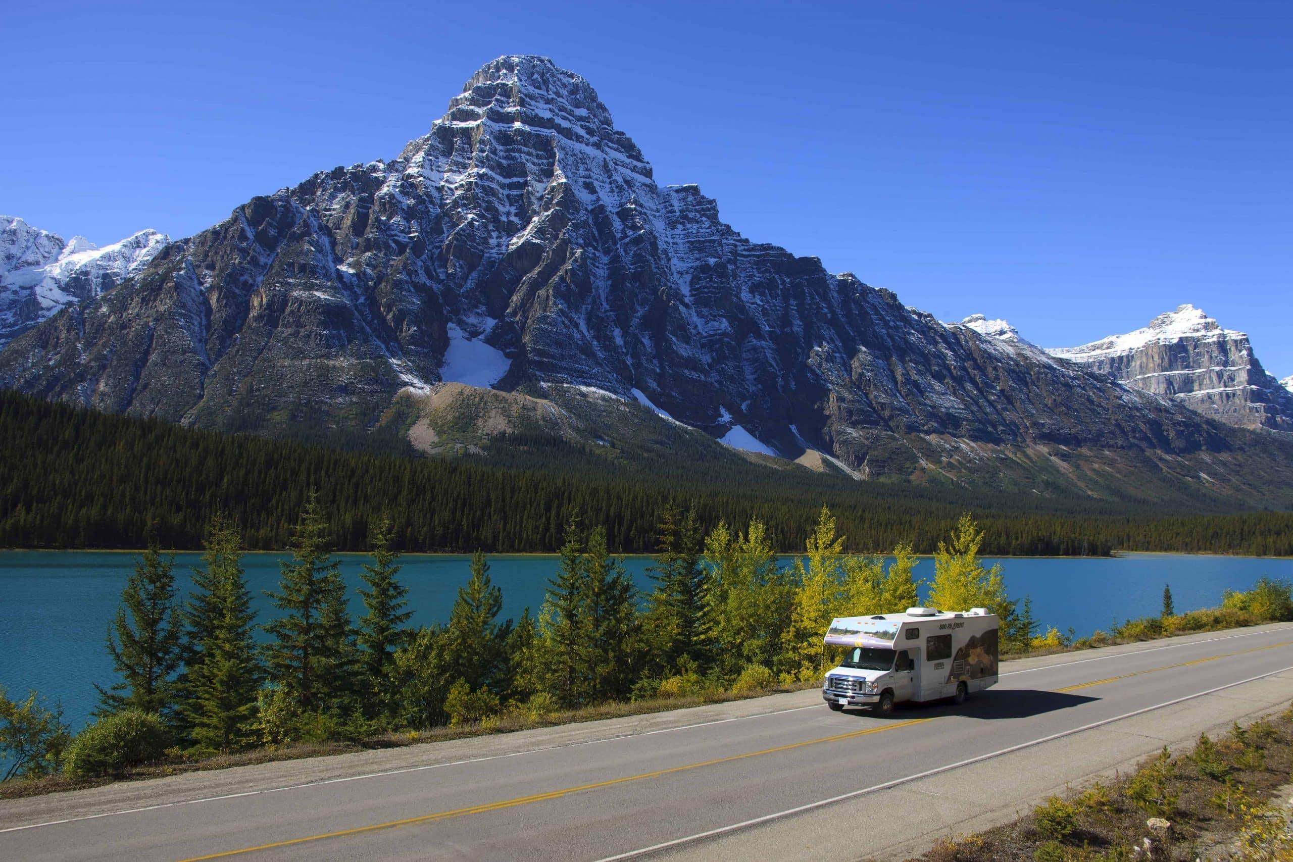 Cruise Canada autocamper - Risskov Rejser