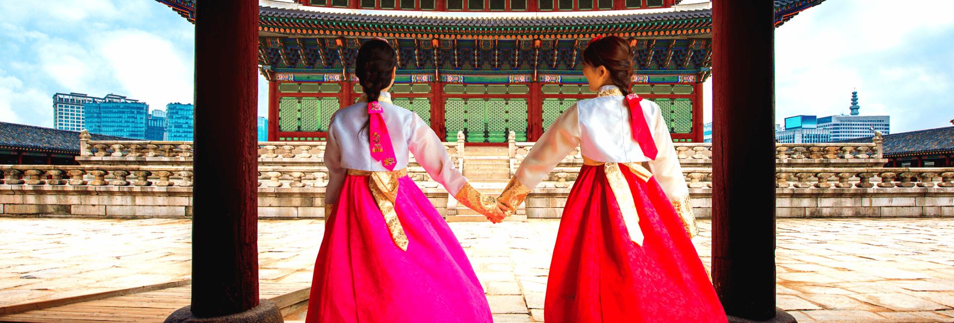 Det bedste af Sydkorea med Risskov Rejser