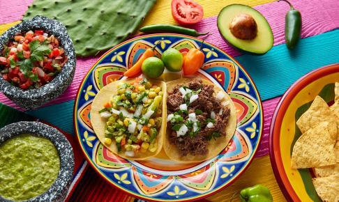 Glæd dig til at smage mexicanske tortillae - Risskov Rejser