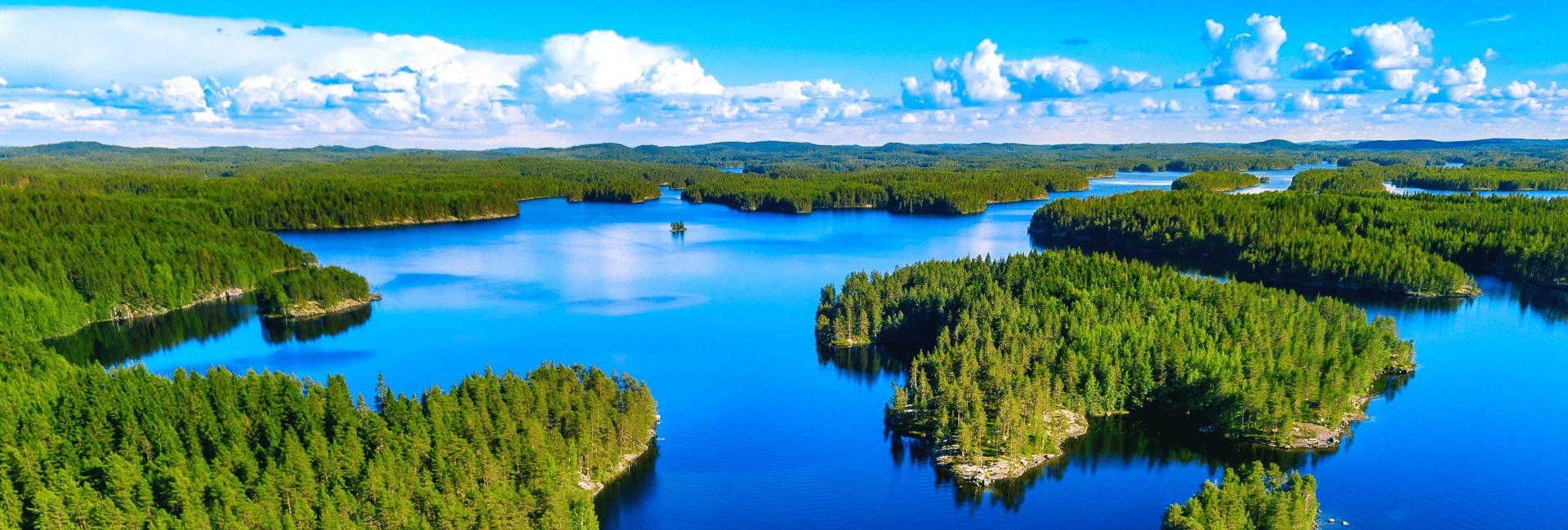 Finland byder på storslået natur og spændende historie på en rundrejse med Risskov Rejser