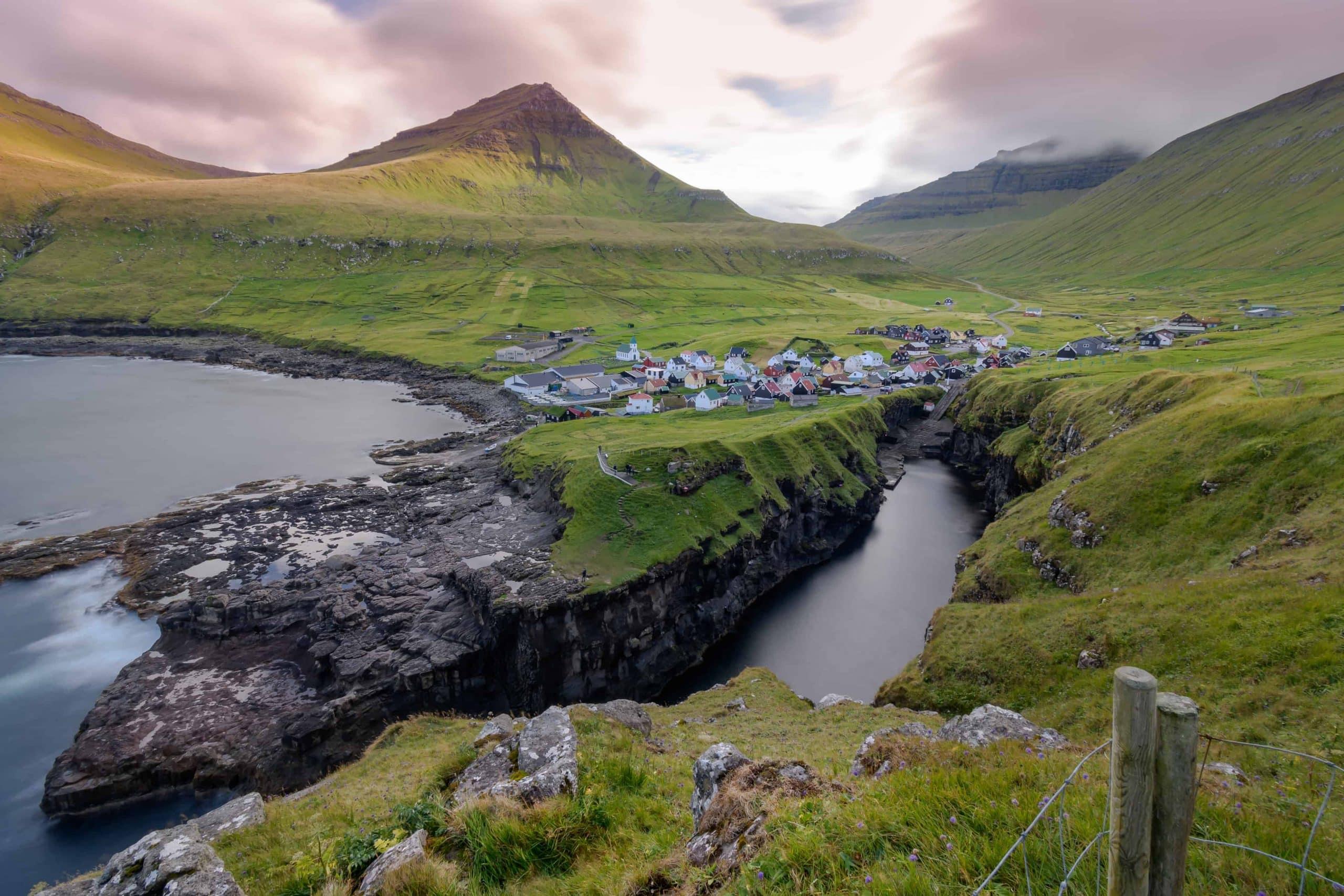 Gjogv, Færøerne - Risskov Rejser