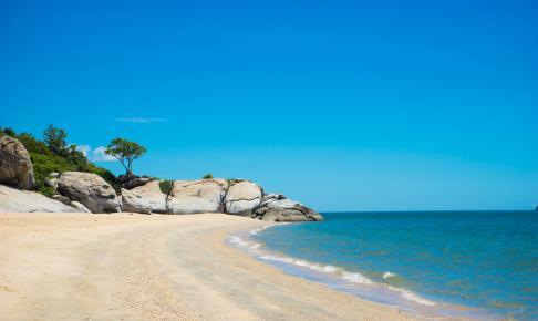 Hua Hin strand - Risskov Rejser