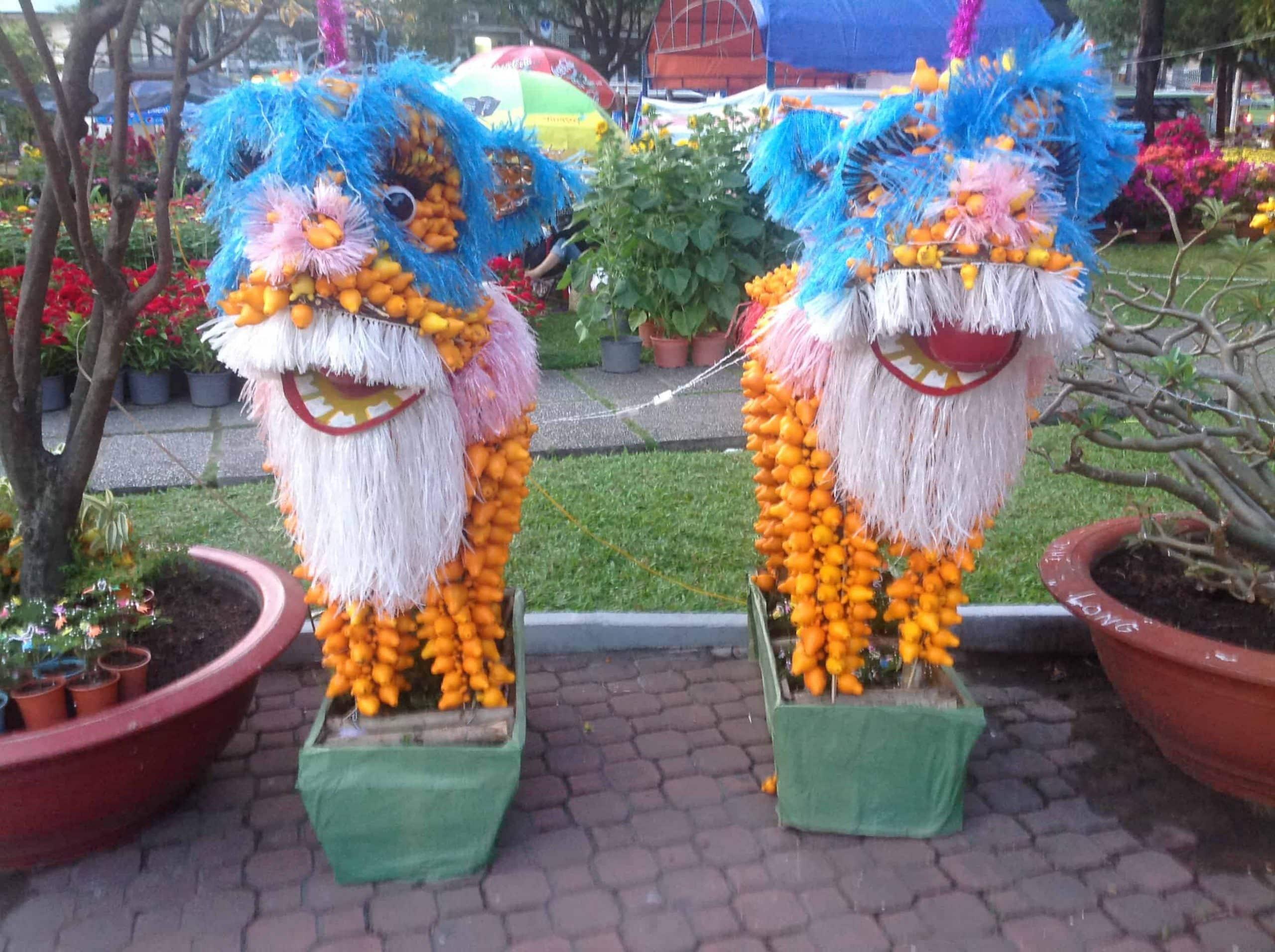 Vietnam nytår