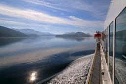 Inside Passage er en fantastisk smuk sejltur, British Columbia, Canada