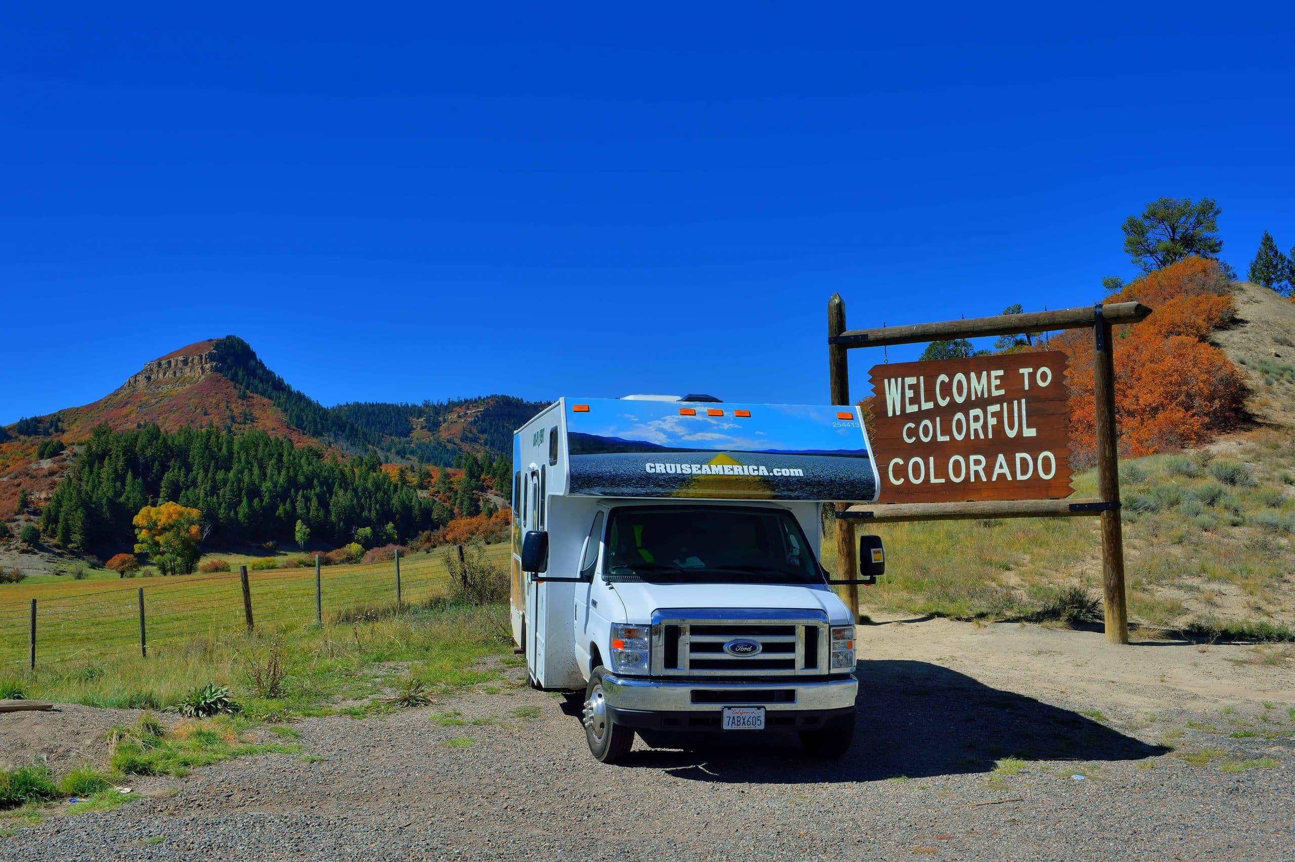 Autocamper USA Colorado