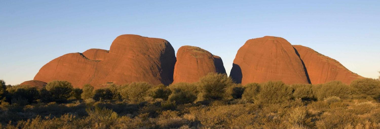 Mount Olga i Australien