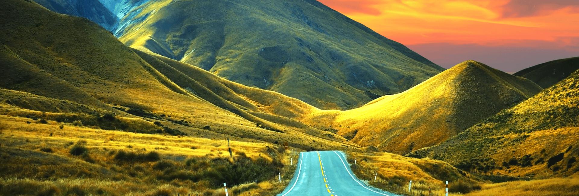 Danmarks bedste udvalg af kør-selv-ferie i New Zealand - Risskov Rejser