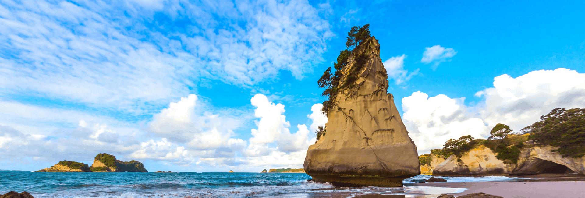 Vi har udvalgt de bedste oplevelser til dig på Nordøen i New Zealand - Risskov Rejser