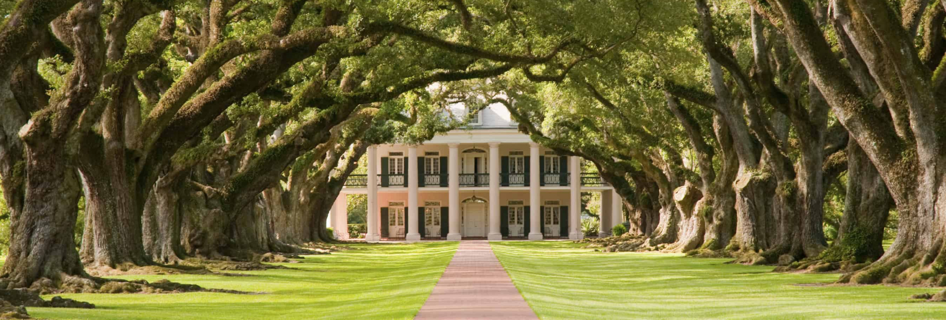 Oak Alley Plantation i USA