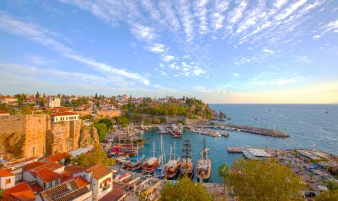 Antalya, Tyrkiet - Risskov Rejser