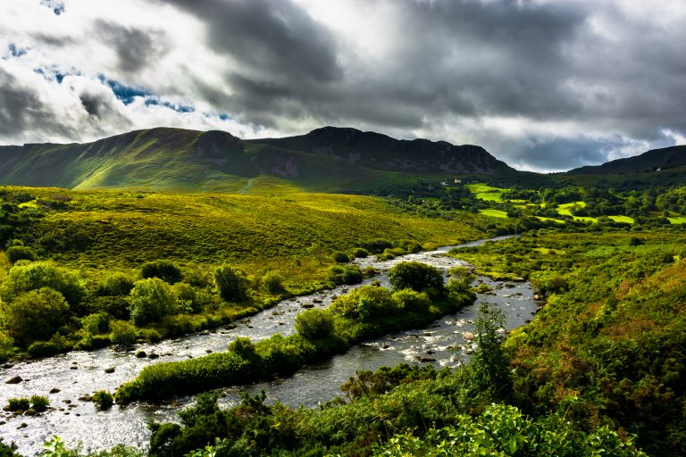 Ring of Kerry i Irland