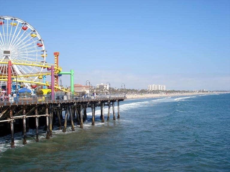 Santa Monica, USA - Risskov Rejser