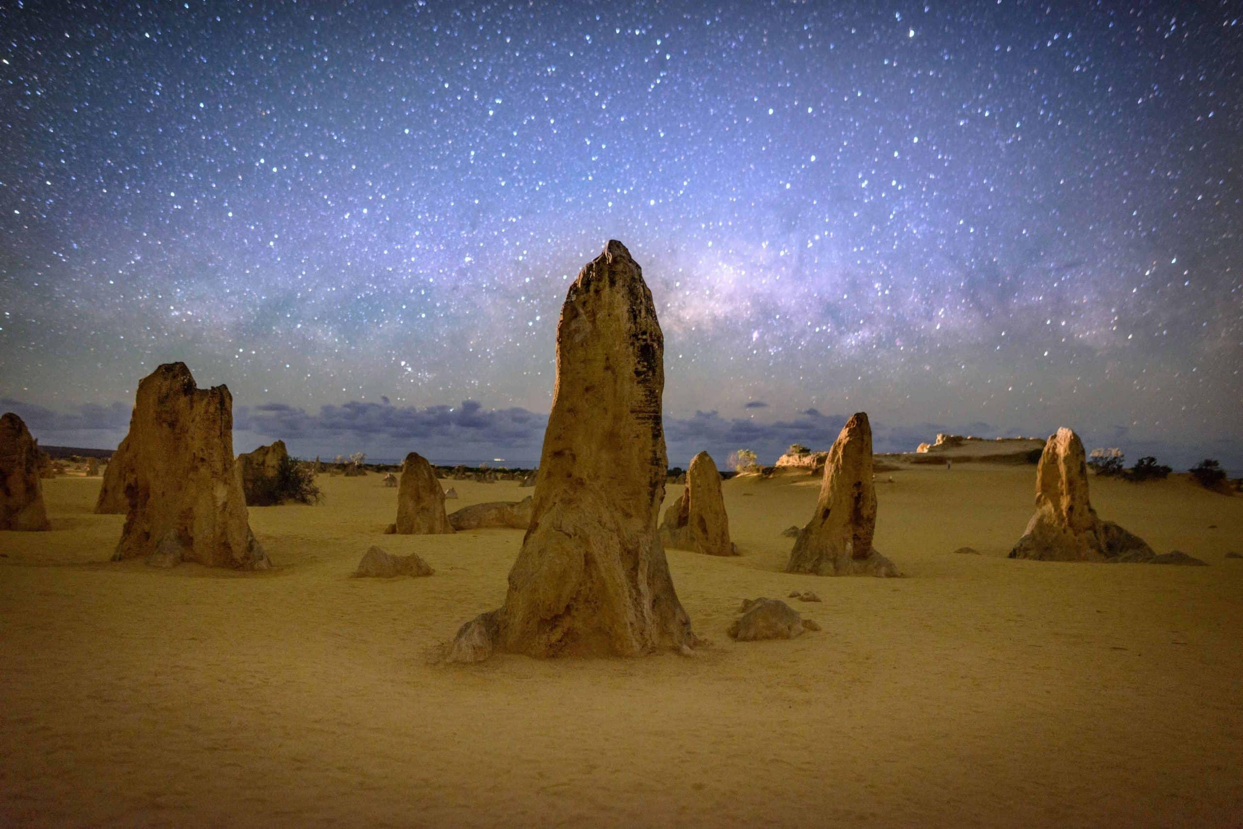 Stjernehimmel i Perth Australien - Risskov Rejser