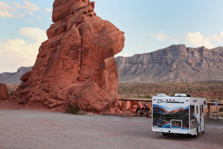Autocamper Las Vegas, USA - Risskov Rejser