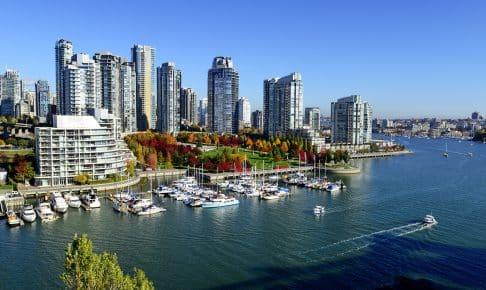 False Creek i Vancouver