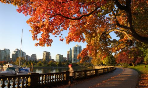 Stanly Park i Vancouver