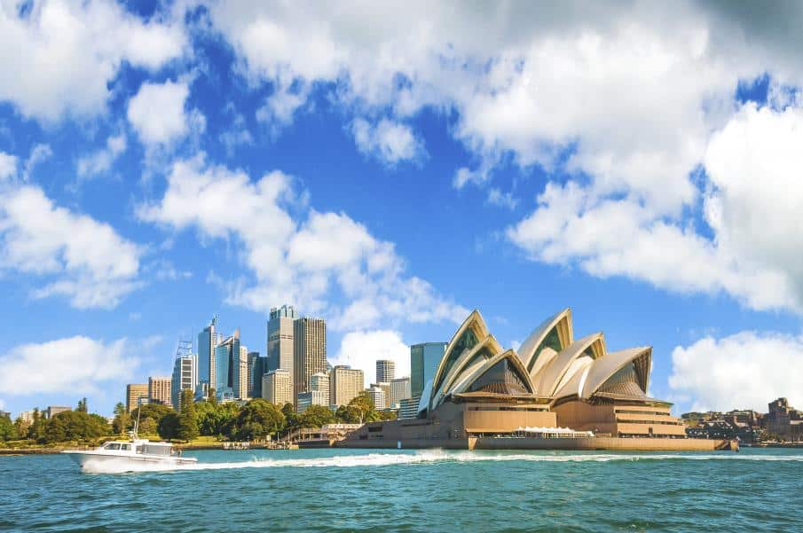 Operahuset, Sydney - Risskov Rejser