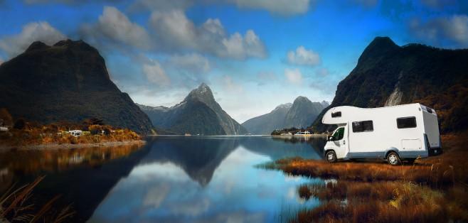 Millford Sound, New Zealand - Risskov Rejser