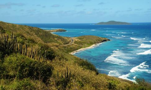 Point Udall, De Vestindiske Øer - Risskov Rejser