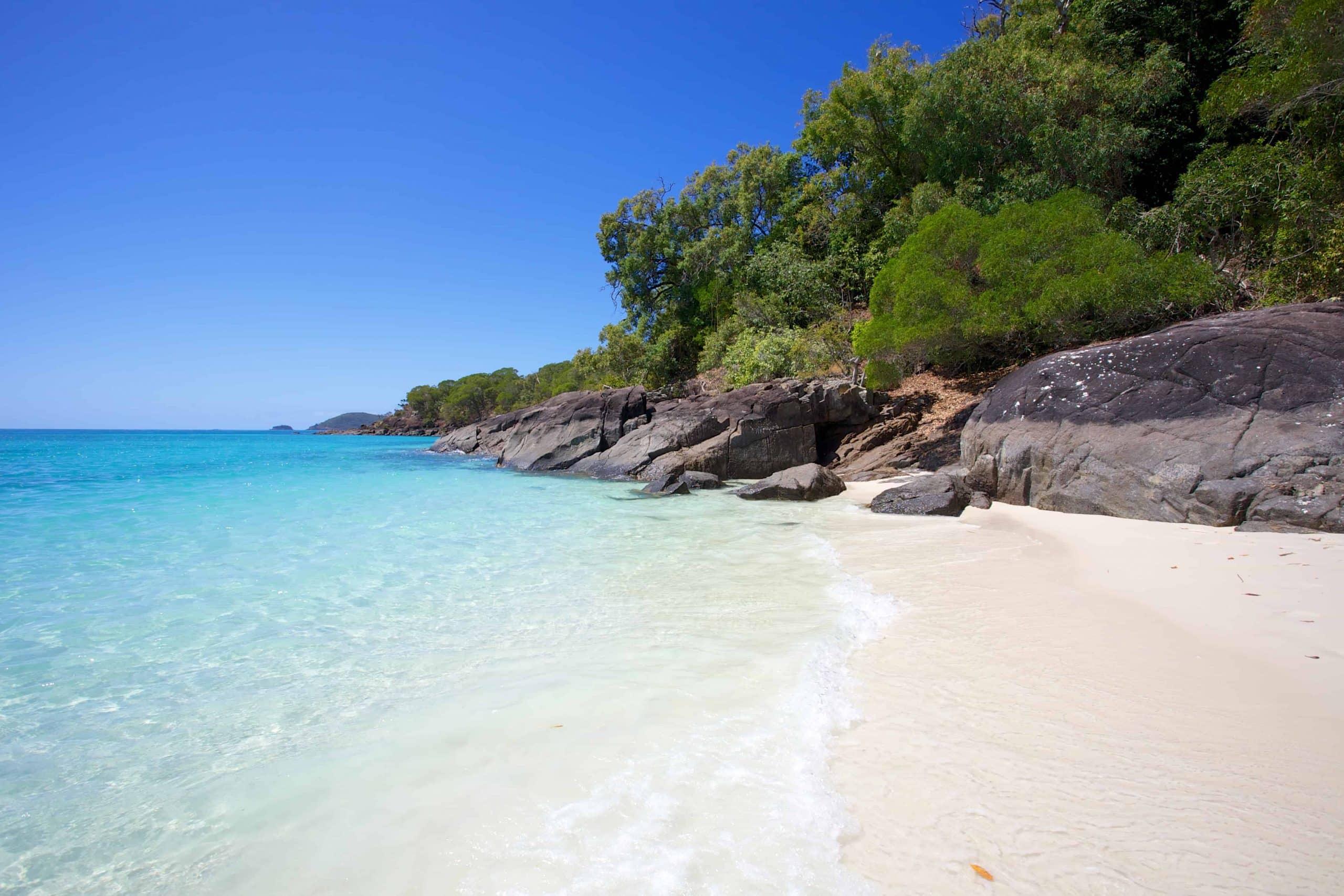 Whitehaven Beach, Australien - Risskov Rejser