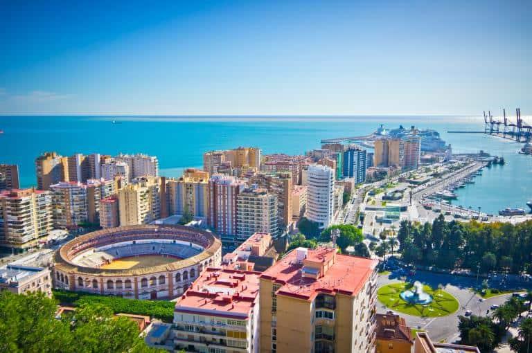Malaga, Spanien - Risskov Rejser