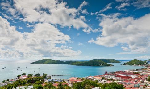 Charlotte Amalie, de Vestindiske Øer - Risskov Rejser