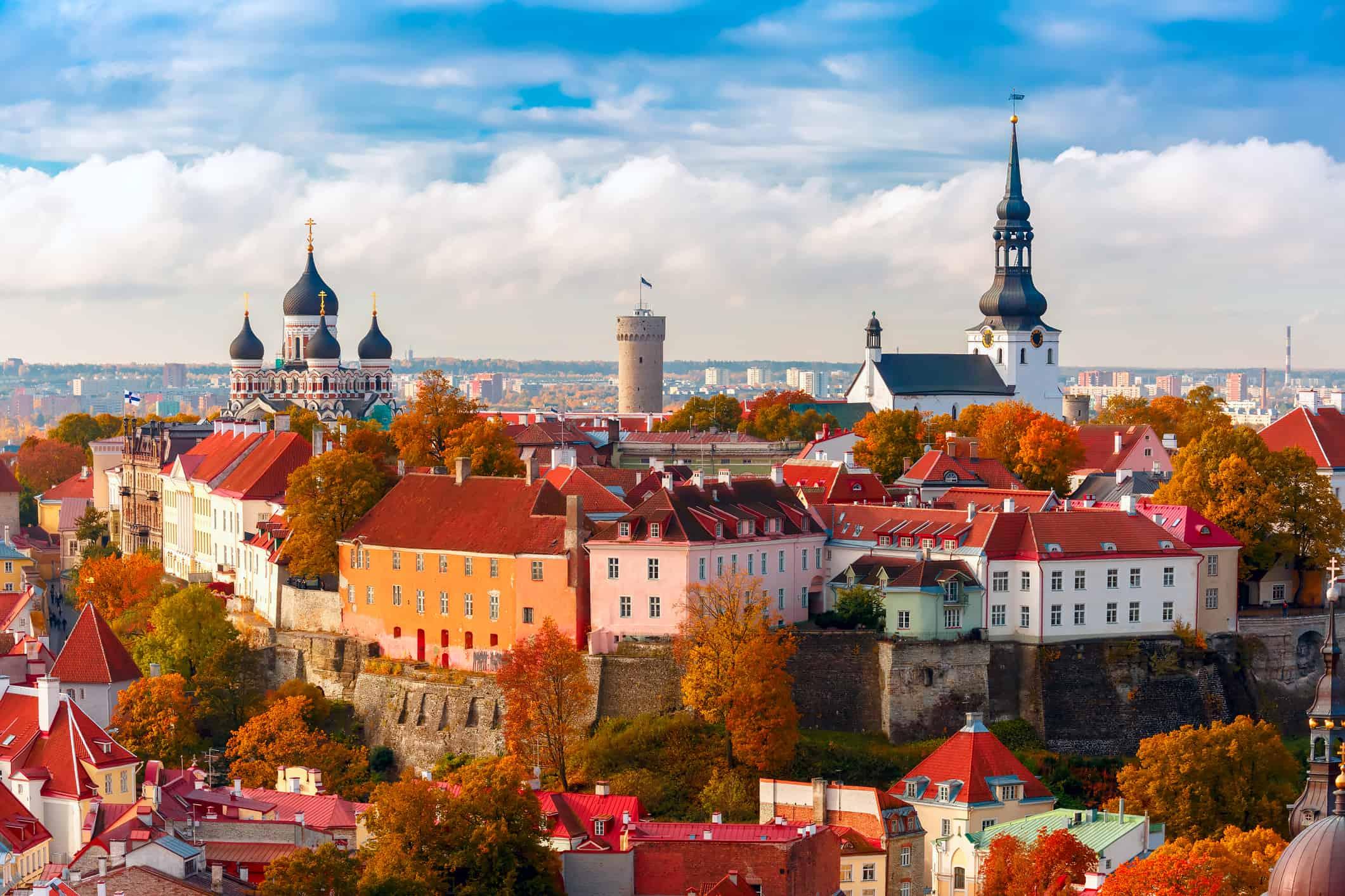 Tallinn, Estland - Risskov Rejser