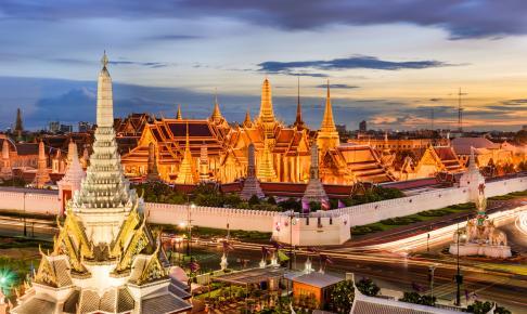 Bangkok, Thailand - Risskov Rejser