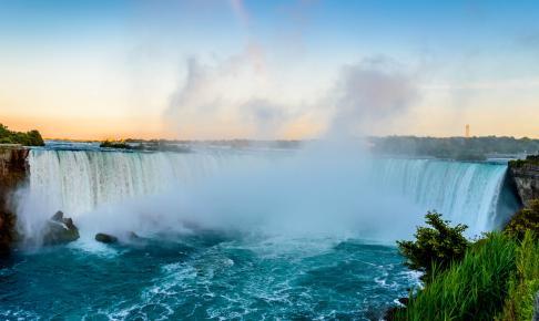 Niagara Falls, Nordamerika - Risskov Rejser