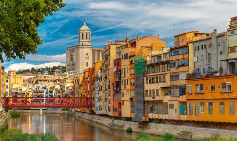 Girona, Spanien - Risskov Rejser