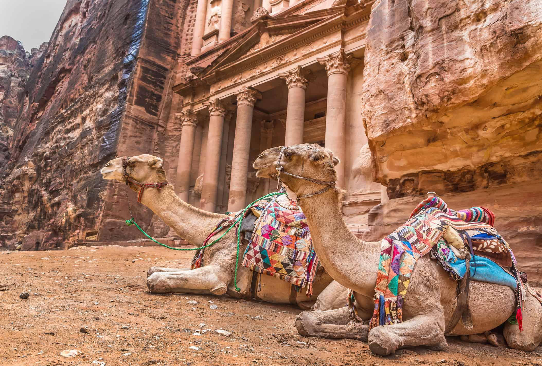 Petra, Jordan - Risskov Rejser