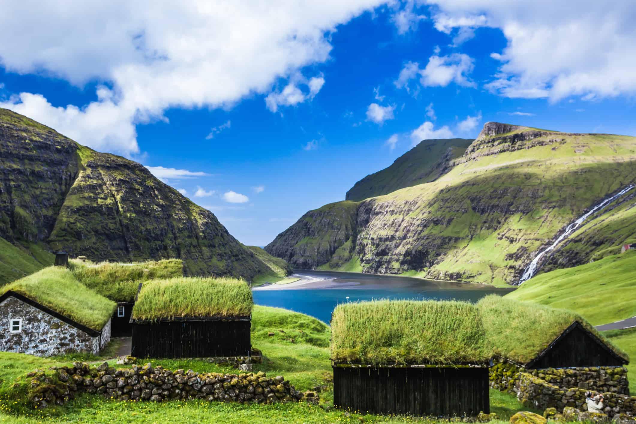 Saksun, Færøerne - Risskov Rejser