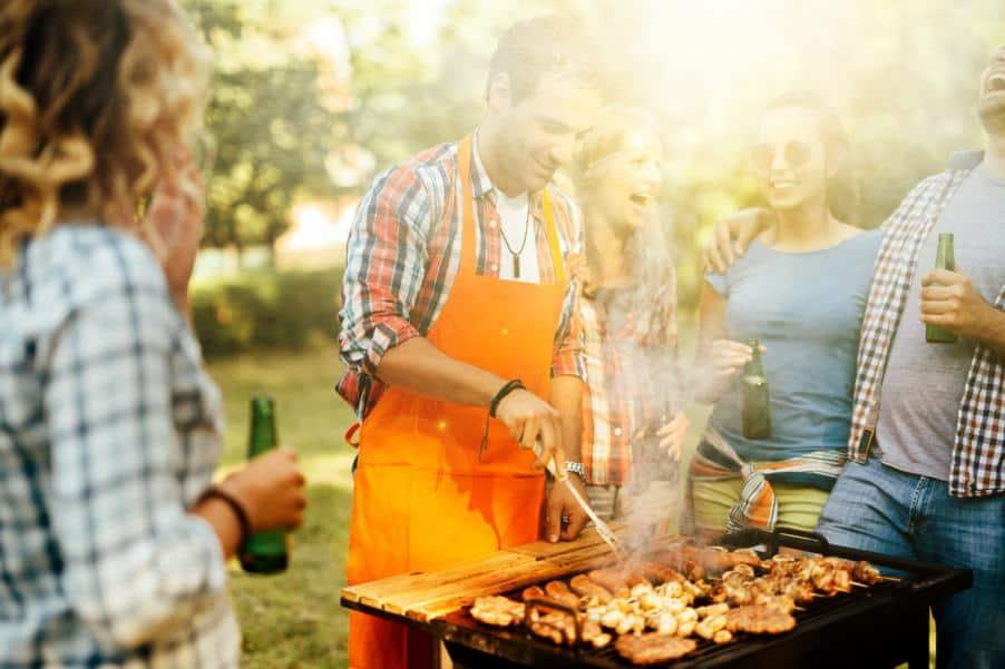 Australsk barbecue - Risskov Rejser