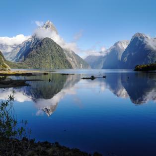 Fiordland National Park, New Zealnd - Risskov Rejser