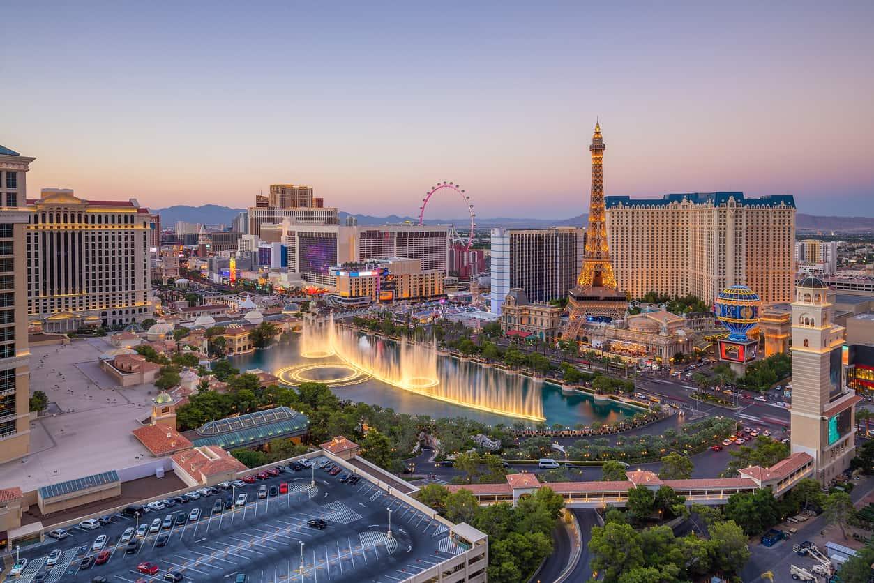 Las Vegas, USA - Risskov Rejser