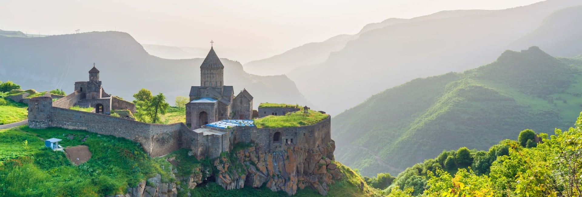 Oplev storslåede Armenien